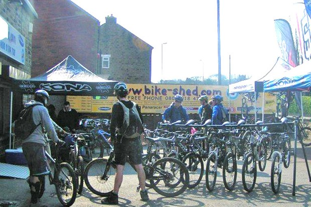 Demo Day at the Bike Shed this weekend