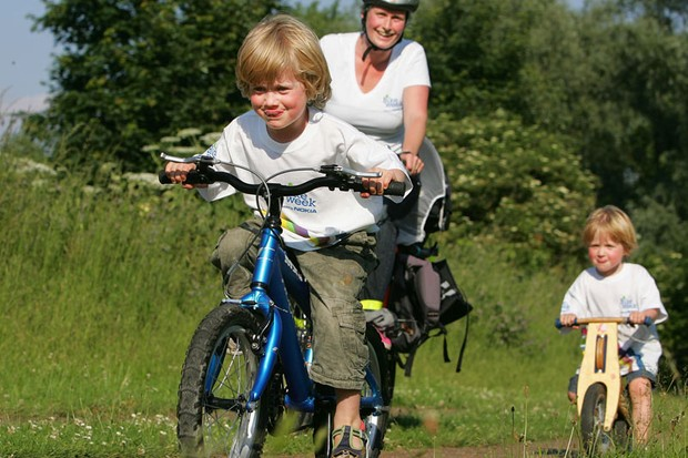 Riders of all ages are encouraged to join in the fun of Bike Week