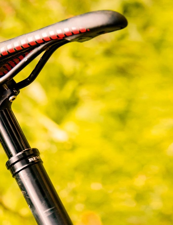 BikeYoke's Revive 160mm dropper seatpost
