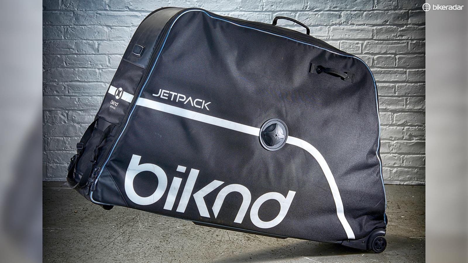 Biknd's Jetpack Bike Bag