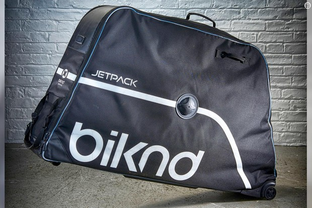 Biknd's Jetpack Bike Bag