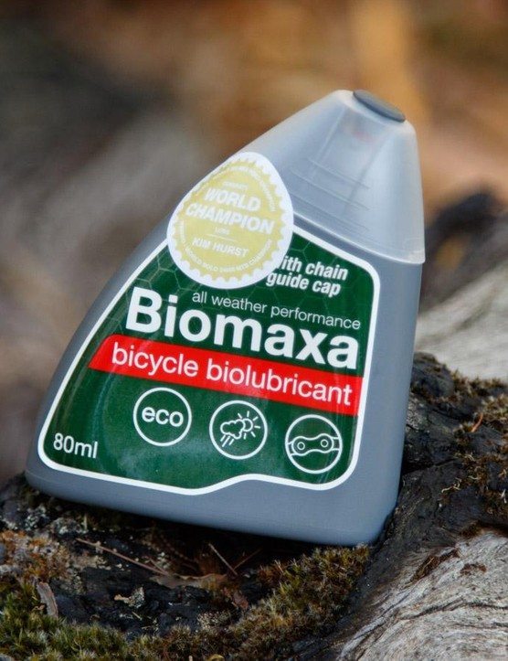 Straight from New Zealand, Biomaxa Cycling Biolubricant is a lanolin wax-based lube that claims to be extremely efficient, and eco-friendly