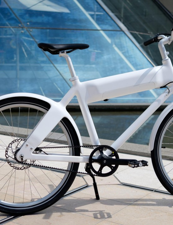 Electric bikes can be a good option for longer commutes