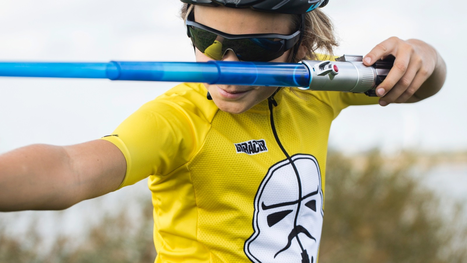The Junior Collection Stormtrooper jersey