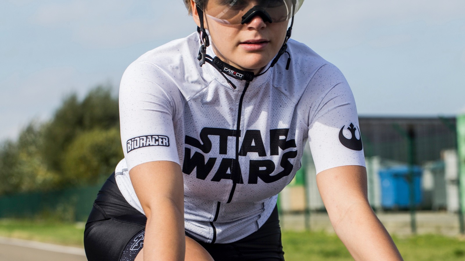 The Star Wars Logo Jersey