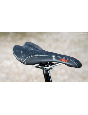 Charge's popular Spoon saddle comes stock