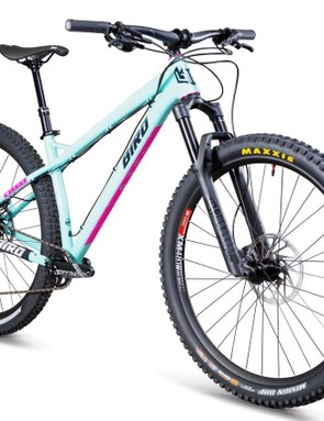 The Bird Zero 29 is long, low and slack, and comes with many build options