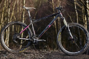 Bird's Zero AM2 is an awesomely judged long-travel hardtail