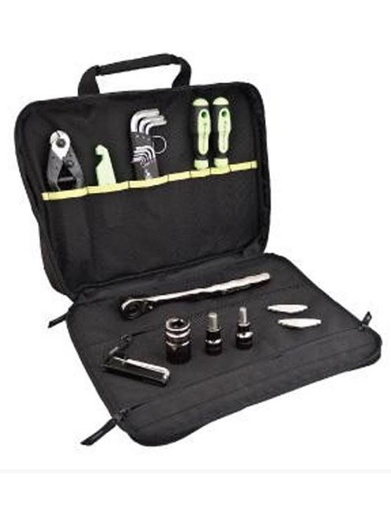 The Birzman essential tool kit to get your home workshop started