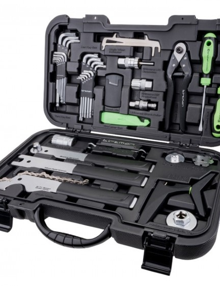 This Birzman tool kit has virtually everything you need to keep your bike in tip-top condition
