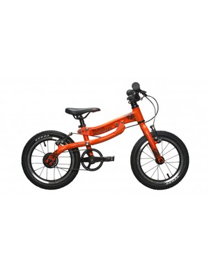 The PINTO from Black Mountain Bikes starts off as a balance bike