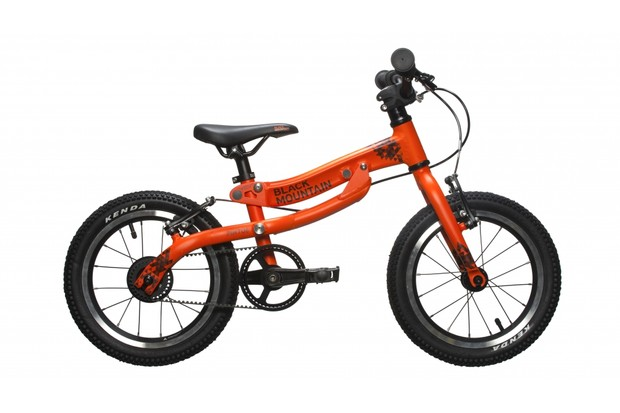 16396d93848 The PINTO from Black Mountain Bikes starts off as a balance bike