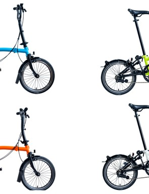 When it comes to Brompton's black edition bikes, black doesn't have to mean blackout