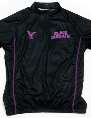 Black Sabbath jersey from No Quarter Sport