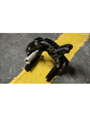 The brakes are currently only available in a standard mount
