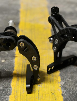The Lekki8 brakes are claimed to be the lightest in the world