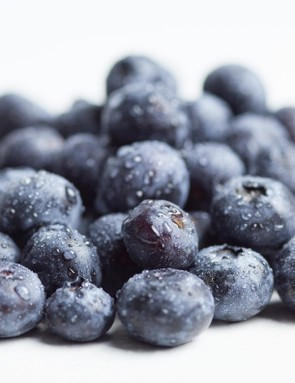 Blueberries have one of the highest polyphenol contents of all foods