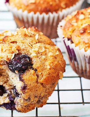 The indulgence of muffins without the huge calorie hit!