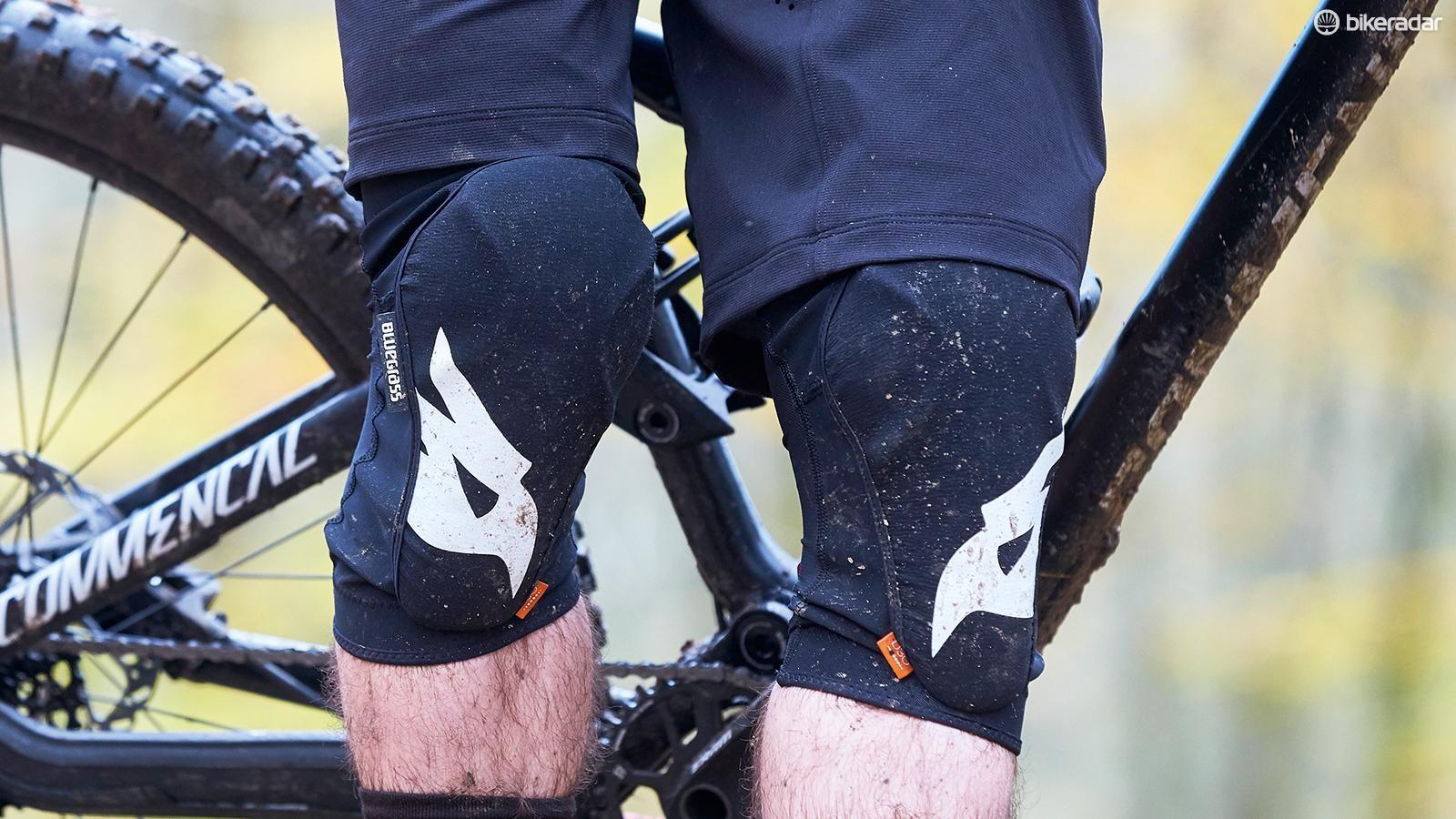 Bluegrass Skinny D3O knee pads