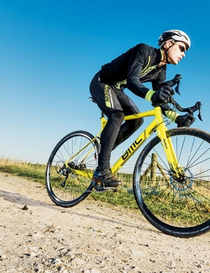 BMC says the GF02 is suited to trail, cyclocross, road and commuter use, and it's no idle boast