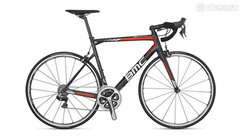 ed46e9cf301 BMC's Teammachine SLR01 Dura-Ace Di2 feels as good in 2016 as it's ever done