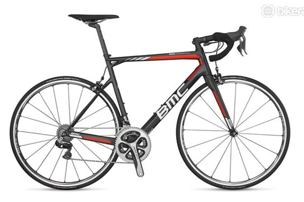 a00d44e6ac7 BMC's Teammachine SLR01 Dura-Ace Di2 feels as good in 2016 as it's ever  done. Road Bikes