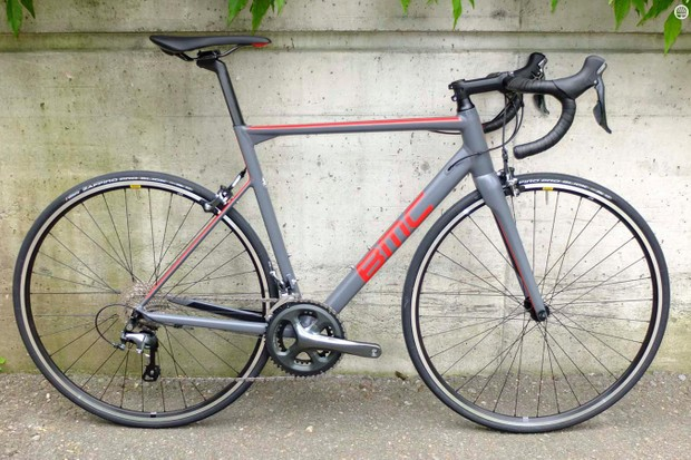 BMC's new Teammachine ALR Two shares the profile of the SLR01 on which the range is based