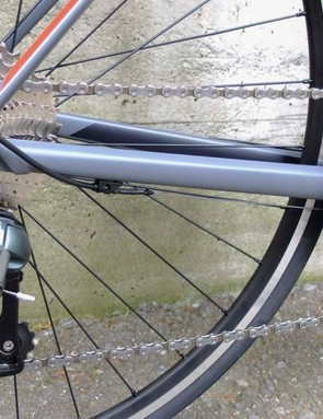 Full Shimano Tiagra compact groupset and SLR01 length chainstays