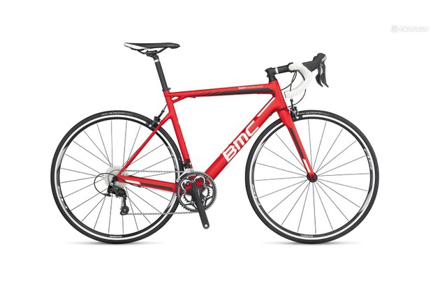 The BMC Teammachine SLR03 offers a near-pro-bike experience at a more realistic price