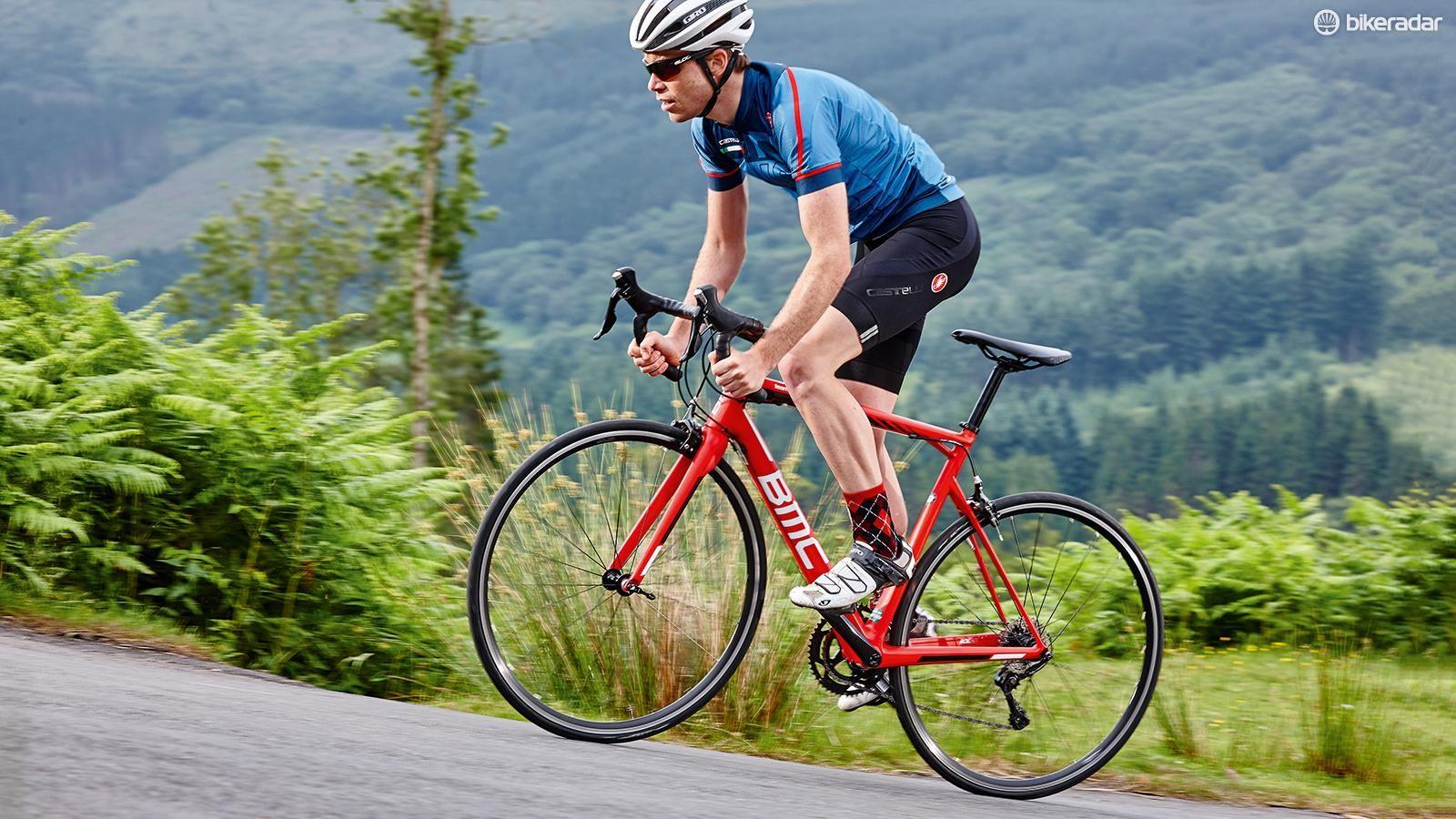 5c603a7aacd BMC Teammachine SLR03 review - BikeRadar