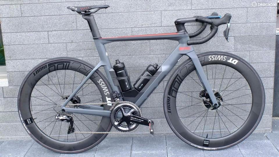 Fastest Road Bike >> Bmc Timemachine Road 01 Bikeradar