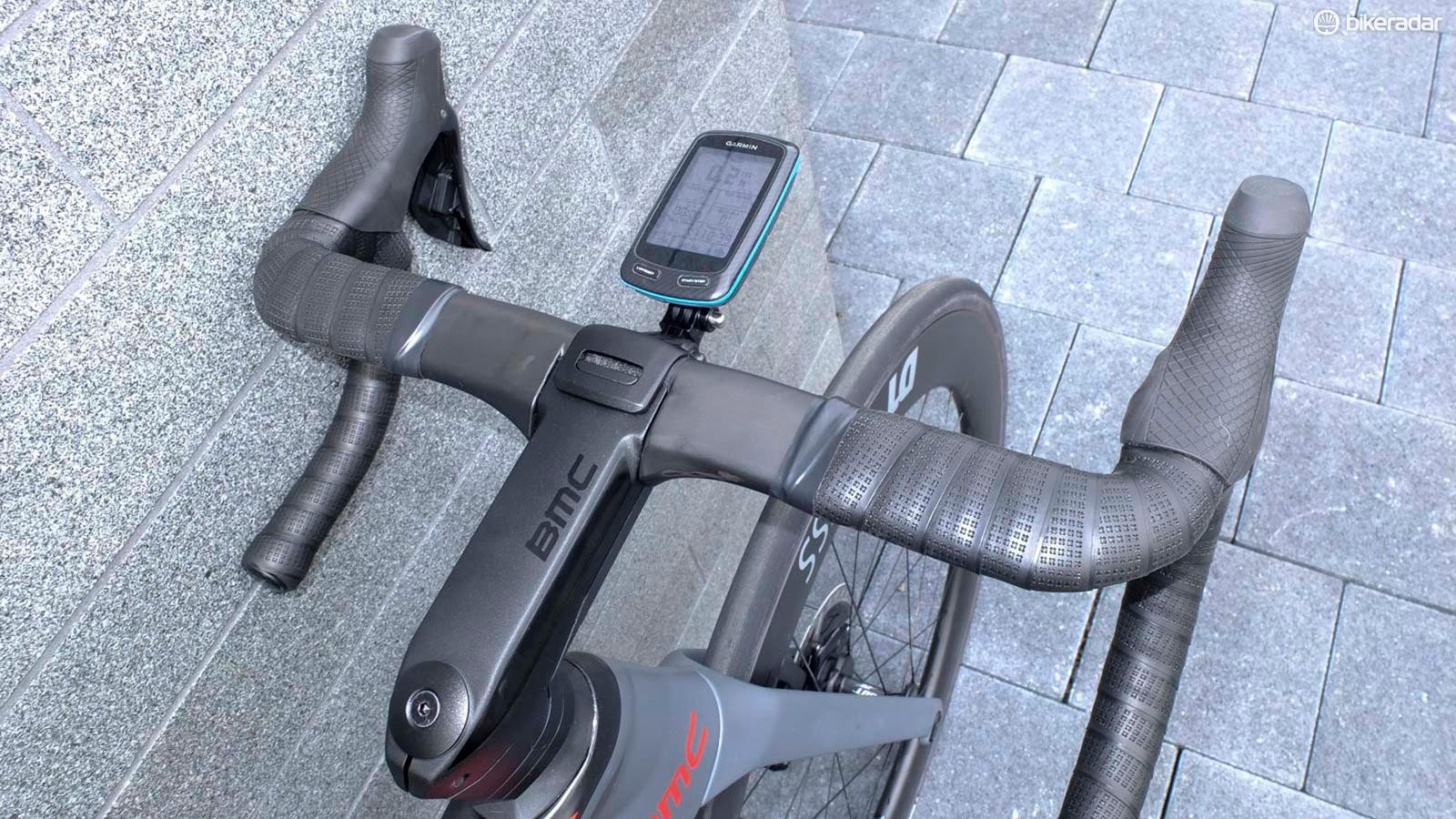 The ICS carbon bar and alloy stem