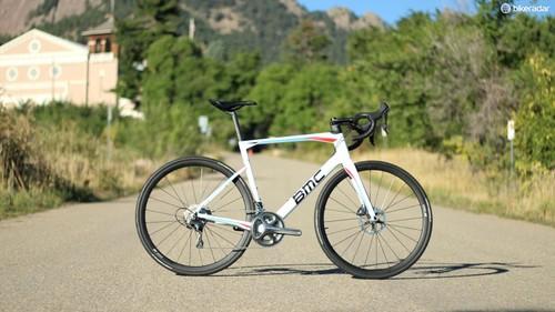 BMC Roadmachine RM01 Ultegra review - BikeRadar