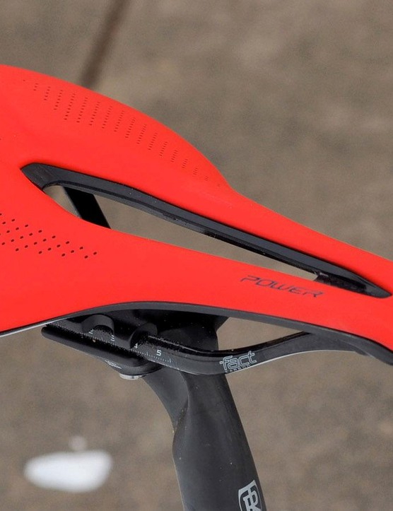 Any given saddle model will likely come in a few levels, but they will all be the same shape