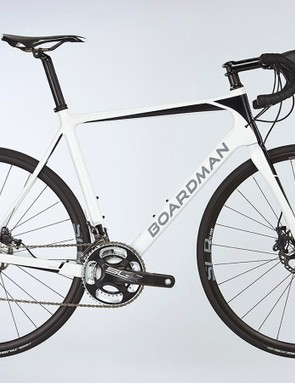 The Boardman wheels come fitted with Rubino Pro slicks