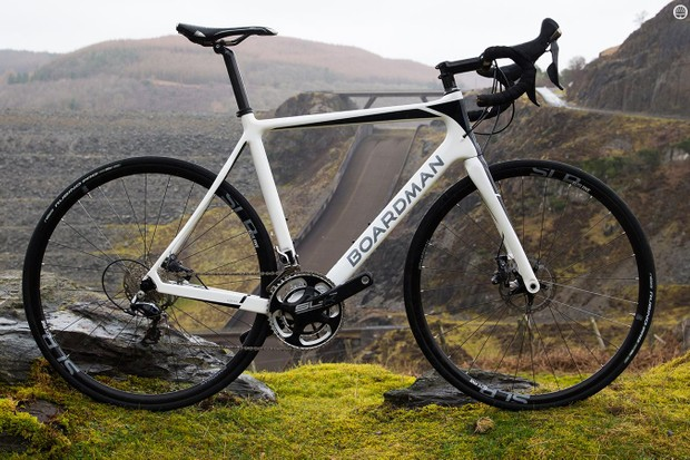 The Boardman Elite Endurance SLR Disc 9.2