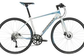 The Boardman Hybrid Comp women's-specific hybrid bike