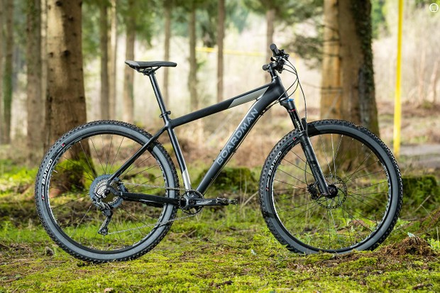 Boardman produces a wide range of hybrids, road bikes and mountain bikes