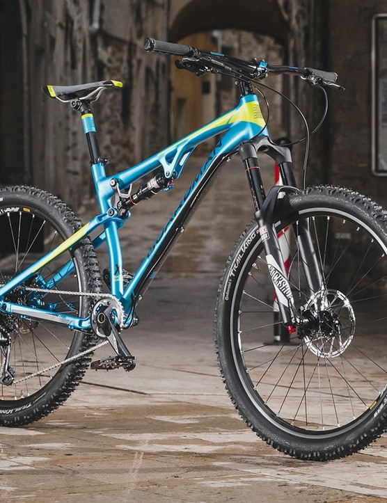 Boardman's Pro FS used to be one of the UK's best full-sussers, now it's even better