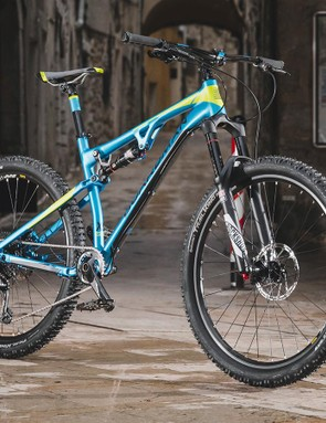 The looks may be familiar, but the Boardman Pro FS has been brought bang up to date
