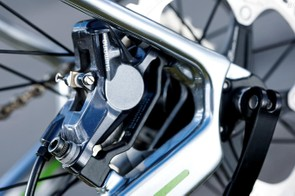 Nothing equals hydraulic disc brakes for stopping power and precise control