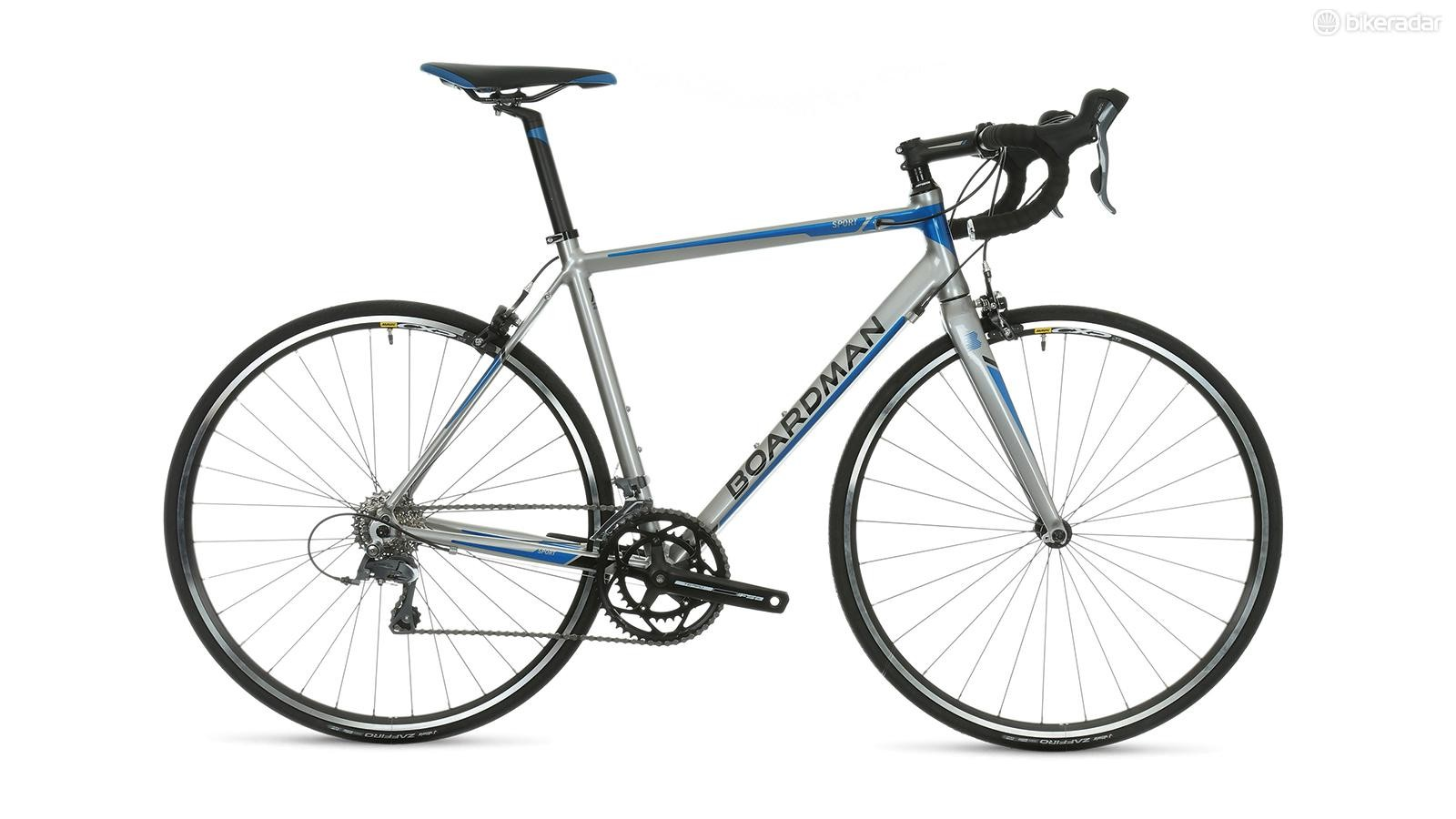 Boardman's Road Sport in grey is cheaper than the white version