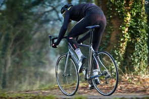 The neutral fuss-free handling is perfect for the novice roadie or born-again MAMIL