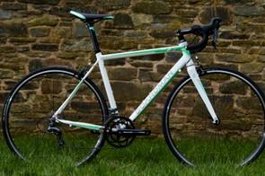 At £499, Boardman's Road Sport women's road bike should prove popular with newer riders