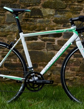 At £499, Boardman's Road Sport women's road bike should prove popular with newer riders