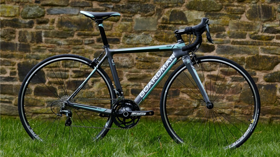 449407b7507 Boardman's refreshed Team Carbon women's road bike is still less than a  grand