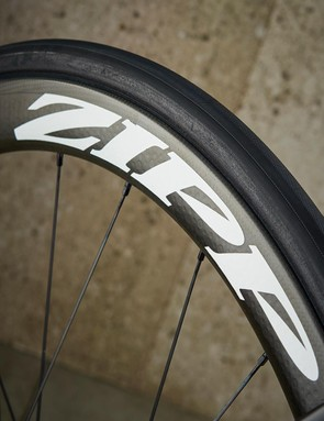 Zipp's 303 Firecrest wheels are ones to keep hold of