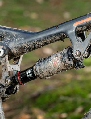 The reworked suspension combines excellent small-bump sensitivity with improved ability when it comes to bigger hits