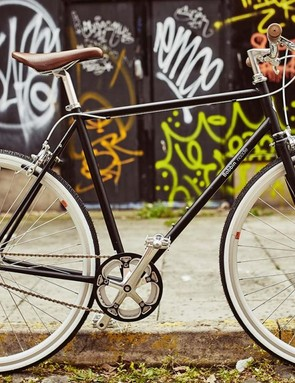 If you're riding a Bobbin Noodle, which this bike is seriously called, who can say what your motivations are?