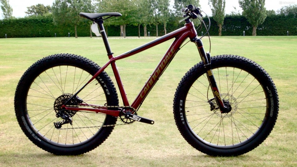 Cannondale's 2016 trail line-up features a revival of the classic Beast of the East in a new 27.5+ guise